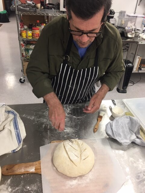 Sourdough Bread Class